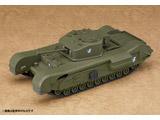 ねんどろいどもあ ガールズ&パンツァー 最終章 チャーチル歩兵戦車 Mk.VII