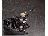 【2019/08月発売予定】 Fate/Grand Order セイバー/アルトリア・ペンドラゴン〔オルタ〕& キュイラッシェ・ノワール 1/8 ABS&PVC 製塗装済み完成品