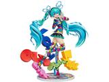 【2022/04月発売予定】 キャラクター・ボーカル・シリーズ01 初音ミク MIKU EXPO 5th Anniv. / Lucky☆Orb:UTA X KASOKU Ver. 1/8 塗装済み完成品