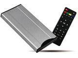 ネットワーク機能搭載メディアプレーヤー MEDIAWAVEHDPRO ブラック