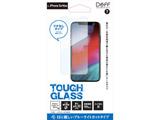 iPhone XS Max 6.5インチ用ガラスフィルム TOUGH GLASS/ブルーライトカット/アルミノシリケートガラス BKS-IP18LB3F