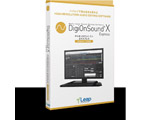 DigiOnSound X Express  [パッケージ版/win] LDDSXEXP