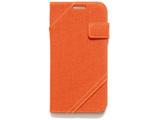 Galaxy S6 SC-05G用 Cambridge Diary オレンジ Zenus Z5977GS6