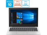 ノートPC ideapad S130 Celeron 81J1009HJP ミネラルグレー [Celeron・11.6インチ・Office付き・SSD 128GB]