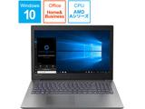 【在庫限り】 ノートPC ideapad 330 81D600RXJP オニキスブラック [AMD A4・15.6インチ・Office付き・HDD 500GB・メモリ 4GB]