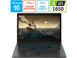 ゲーミングノートPC ideapad L340 Gaming i7 81LL003VJP ブラック [Core i7・17.3インチ・Office付き・メモリ 16GB]
