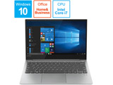 モバイルノートPC YOGA S730 i7 81U4001MJP プラチナ [Core i7・13.3インチ・Office付き・SSD 1TB・メモリ 8GB]