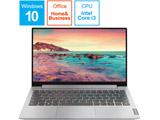 モバイルノートPC ideapad S340 i3 81UM0021JP プラチナグレー [Core i3・13.3インチ・Office付き・SSD 256GB・メモリ 8GB]