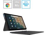 Lenovo(レノボジャパン) ノートパソコン IdeaPad Duet Chromebook (クロームブック)(セパレート型) アイスブルー + アイアングレー ZA6F0038JP [10.1型 /MediaTek /eMMC:128GB /メモリ:4GB /2020年6月モデル]