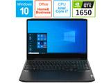 【店頭併売品】 81Y40050JP ゲーミングノートパソコン IdeaPadGaming350i オニキスブラック [15.6型 /intel Core i7 /HDD:1TB /SSD:256GB /メモリ:8GB /2020年5月モデル]