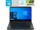 【店頭併売品】 81Y40054JP ゲーミングノートパソコン IdeaPadGaming350i オニキスブラック [15.6型 /intel Core i7 /HDD:1TB /SSD:256GB /メモリ:16GB /2020年5月モデル]