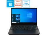 【店頭併売品】 81Y4004YJP ゲーミングノートパソコン IdeaPadGaming350i オニキスブラック [15.6型 /intel Core i7 /HDD:1TB /SSD:256GB /メモリ:16GB /2020年5月モデル]