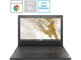 82BA000LJP ノートパソコン IdeaPad Slim350i Chromebook オニキスブラック [11.6型 /intel Celeron /eMMC:32GB /メモリ:4GB /2020年8月モデル]