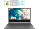 【キャンペーン対象】 82B80018JP ノートパソコン IdeaPad Flex550i Chromebook[コンバーチブル型] グラファイトグレー [13.3型 /intel Celeron /eMMC:64GB /メモリ:4GB /2020年7月モデル]