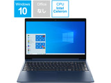 81Y300J5JP ノートパソコン IdeaPad L350 アビスブルー [15.6型 /intel Celeron /SSD:256GB /メモリ:4GB /2020年6月モデル]