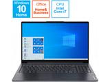 ノートパソコン Yoga Slim 750i スレートグレー 82AB003AJP [15.6型 /intel Core i7 /SSD:512GB /メモリ:16GB /2021年2月モデル]