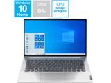 ノートパソコン IdeaPad 4G(LTE) ライトシルバー 82KE0001JP [14.0型 /Snapdragon /SSD:256GB /メモリ:8GB /2021年4月モデル]