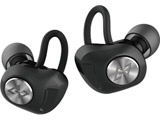 TE-D01d ブラック TED01dBK【防滴】【本体9時間再生】【片耳5.5g】【通話ノイズカット機能】完全ワイヤレスイヤホン カナル型