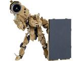 【12月発売予定】 1/35 MODEROID OBSOLETE アメリカ海兵隊エグゾフレーム 対砲兵戦術レーザーシステム プラモデル