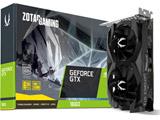 ZOTAC GAMING GeForce GTX 1660 6GB GDDR5 (ZT-T16600F-10L)
