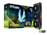 ゲーミンググラフィックボード GeForce RTX 3070  Ti Trinity OC ZOTAC GAMING GeForce RTX 3070  Ti Trinity OC ZT-A30710J-10P [GeForce RTXシリーズ /8GB]