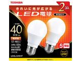 LDA5L-G/40V1P LED電球 [電球色]