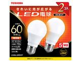 LDA8L-G/60V1P LED電球 [E26 /電球色]