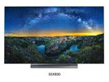 【リファービッシュ品】 有機ELテレビ55V型   55X830(R) [55V型 /4K対応 /BS・CS 4Kチューナー内蔵 /YouTube対応]