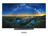 【リファービッシュ品】 有機ELテレビ65V型   65X830(R) [65V型 /4K対応 /BS・CS 4Kチューナー内蔵 /YouTube対応]