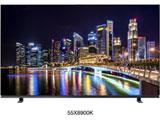 有機ELテレビ REGZA(レグザ)  55X8900K [55V型 /4K対応 /BS・CS 4Kチューナー内蔵 /YouTube対応] 【買い替え10000pt】7/31まで