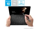 ノートパソコン OneMix3S 国内正規版 ブラック ONEMIX3SJB5