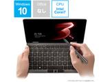 モバイルノートPC OneMix3S Platinum edition シルバーブラック [Core i7・8.4インチ・SSD 512GB・メモリ 16GB]