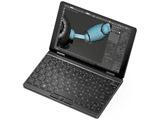 【08/03発売予定】 ノートPC OneMix3S ONEMIX3SJ-B5 ブラック [Core m3・8.4インチ・SSD 512GB・メモリ 16GB]