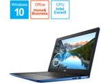 ノートパソコン NI355L-9WHBBL ブルー [15.6型 /intel Core i5 /SSD:256GB /メモリ:8GB /2019年秋冬モデル]