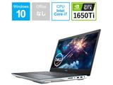 NG385-ANLCW ゲーミングノートパソコン New Dell G3 15 ホワイト [15.6型 /intel Core i7 /SSD:512GB /メモリ:16GB /2020年夏モデル]