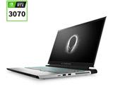 【店頭併売品】 NAM97VR-BHLW ゲーミングノートパソコン Alienware m17 R4 ルナライト(シルバーホワイト) [17.3型 /intel Core i7 /SSD:1TB /メモリ:32GB /2021年春モデル]