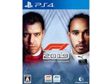 F1 2019 【PS4ゲームソフト】