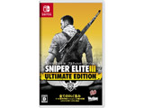 SNIPER ELITE 3 ULTIMATE EDITION  【Switchゲームソフト】