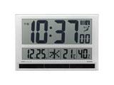 ハイブリットデジタル電波掛け時計 GDD-001