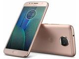 【在庫限り】 Moto G5s PLUS ブラッシュゴールド 「PA6V0087JP」 Android 7.1.1・5.5型 nanoSIMx2 SIMフリースマートフォン