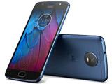 【在庫限り】 Moto G5sオックスフォードブルー「PA7Y0046JP」 5.2型 nanoSIMx2 ドコモ/au/ソフトバック/Ymobile SIM対応 SIMフリースマートフォン