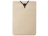 スリーブケース[MacBook Air 11inch用]Book Sleeve Air(ベージュ) TR-BSAIR11-BG