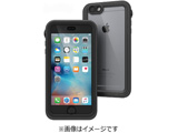 iPhone 6s Plus/6 Plus用 完全防水ケース ブラック Catalyst CT-WPIP155-BK