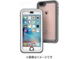 iPhone 6s Plus/6 Plus用 完全防水ケース ホワイト Catalyst CT-WPIP155-WT
