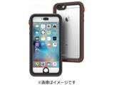 iPhone 6s Plus/6 Plus用 完全防水ケース ブラックオレンジ Catalyst CT-WPIP155-BKOR