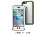 iPhone 6s Plus/6 Plus用 完全防水ケース ホワイトグリーン Catalyst CT-WPIP155-WTGR