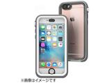 iPhone 7用 Catalyst 完全防水ケース ホワイト CT-WPIP164-WT