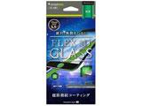 iPhone 8 Plus FLEX 3D 複合フレームガラス ブラック TRIP175G3CCBK