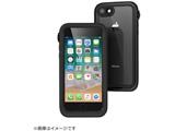 iPhone 8/7 完全防水ケース ブラック CT-WPIP174-BK