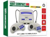 16ビットコンパクトMD (MD互換機) [ゲーム機本体] [CC-16CPM-BK]